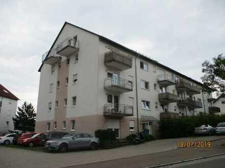 Gepflegte und möblierte 1,5-Zimmer-Mietwohnung Nähe Fachhochschule Aalen-Unterrombach