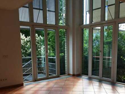 Helle, geräumige 2-Zimmer-Maisonette in Falkensee mit eigenem Garten