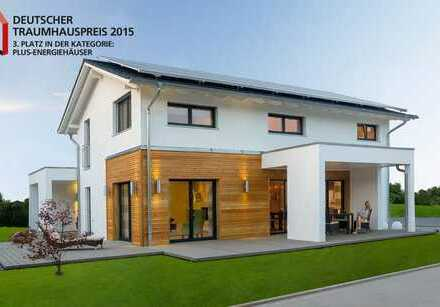 Freistehendes Einfamilienhaus KfW 55 in ruhiger Lage von Unterschleißheim