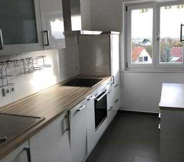 Top sanierte 2-Zimmer-Wohnung am Hochwald in Bad Nauheim