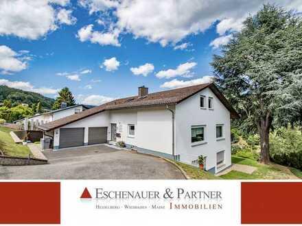 Gemütliche Dachgeschosswohnung in ruhiger Wohnlage von Heidelberg-Ziegelhausen