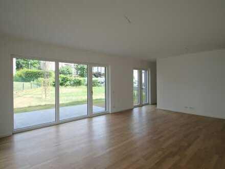 Moderner Wohntraum mit hochwertiger Ausstattung und Garten in zentraler Lage