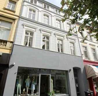 Bonn-Innenstadt - Fußgängerzone: Repräsentatives Gründerzeithaus zur Kapitalanlage, voll vermietet