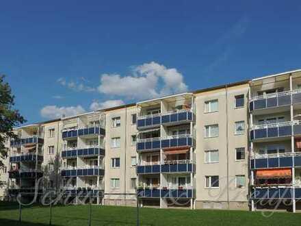 Schuster & Preuß - Praktische 3- Raumwohnung im beliebten Leibnizviertel - Über den Dächern von E...
