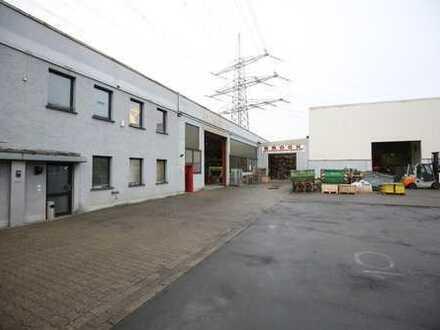 Gewerbeimmobilie mit Hallen und Produktionsflächen mit idealer Autobahnanbindung in Witten