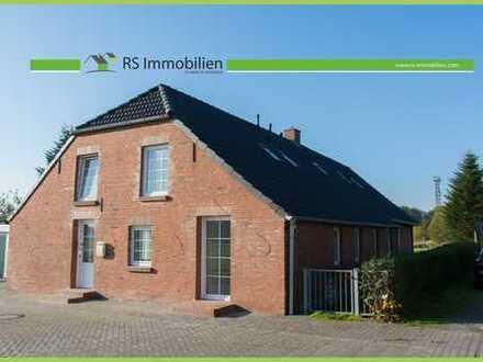 Moderne Wohnung in ländlicher Lage von Norden!