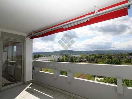 Neu modernisierte 4,5-Zimmer-Wohnung mit traumhaften Ausblick