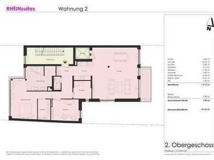 Wohnung 2, 2. Obergeschoss