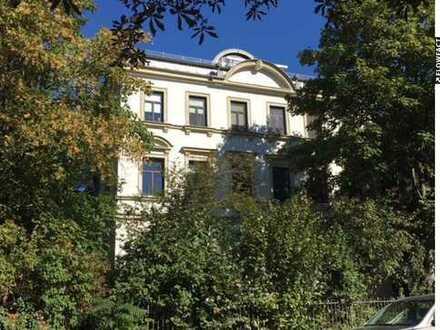 Komplett möbilierte 1- Zimmer-Wohnung mit hochwertiger Ausstattung in DD-Striesen