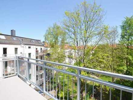 BRUNNENVIERTEL*5-ZKB*Maisonette 3.OG+DG*Balkon*2xBad*edle Ausstattg.*Sanierg.2018*ges. 1.480 EUR