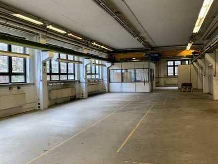 Produktions-/Lagerhalle im Fritz-Areal in Besigheim