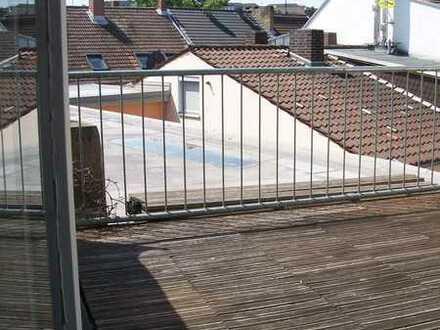 ERSTBEZUG - 3 Zimmerwohnung mit schöner Dachterrasse. PROVISIONSFREI