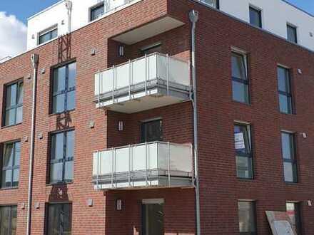 Neubau/Erstbezug 01.07.2020 - Wunderschöne 3-Zimmerwohnung mit Balkon und Garage in ruhiger Lage