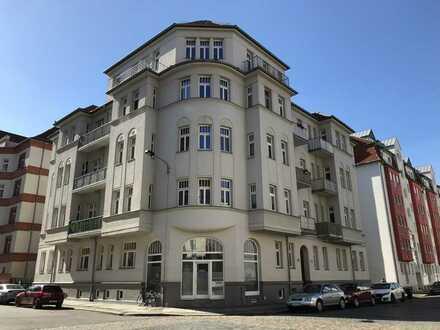 Gefällige Einraum-Wohnung in der Südvorstadt