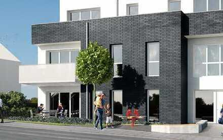 Barrierefreie - KfW 55 - Wohnungen, in einer der wenigen verfügbaren Lagen in Mh.-Dümpten. ETW-Nr.8