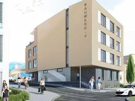 Büro-/Dienstleistungsgebäude am Eingangstor zur Innenstadt Aalens