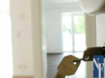 Hochwertige Ausstattung und riesiger Balkon, Garage und Stellplatz möglich