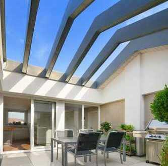 Spektakuläre Dachgeschosswohnung in Bestlage von Augsburg