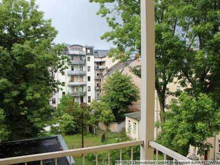 +++ 2- (T) Raum-Wohnung mi Balkon +++
