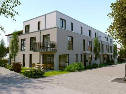 ROHBAU FERTIGGESTELLT! Modernes Stadthaus mit 3-Zimmern & Hobbyraum