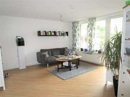 gepflegte 3-Zimmer-Wohnung mit Loggia im Bürgereschviertel