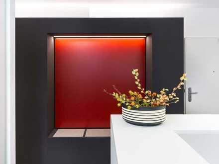 Stylische und hochwertige Büroflächen