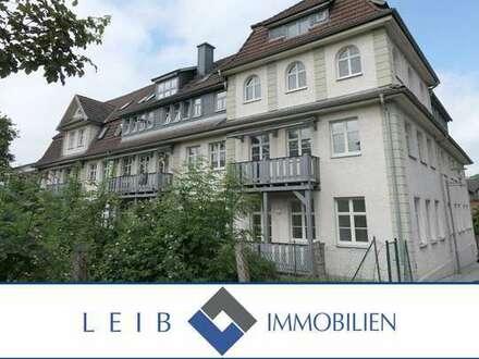 Kapitalanlage: Gepflegte 3-Zimmer-Wohnung mit Garage im Zentrum von Sonneberg