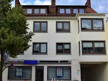 Bremen: Gemütliche Dachgeschosswohnung in Bremen - Woltmershausen, Obj. 4790