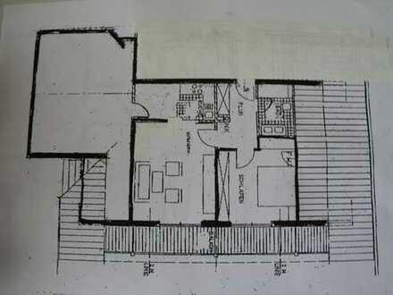 Geräumige drei Zimmer Wohnung in Oberhaching mit Blick übers Gleißental