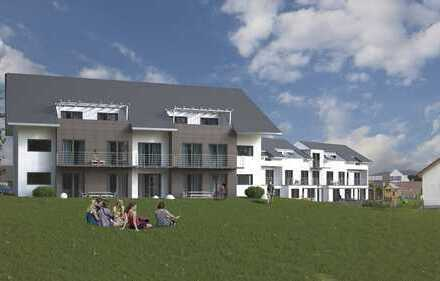 Großzügige 2-Zimmer-Neubauwohnung mit Terrasse in Aalen-Unterrombach
