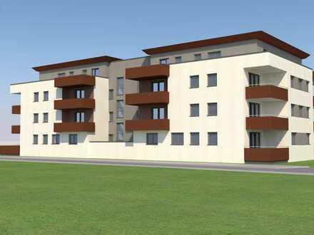 NEUBAU: Zwei-Zimmer-Wohnung im Erdgeschoss