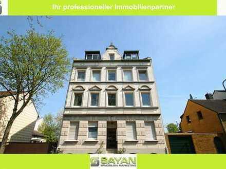 SAYAN Immobilien - Tolle Dachgeschosswohnung mit schönem Park-Ausblick -