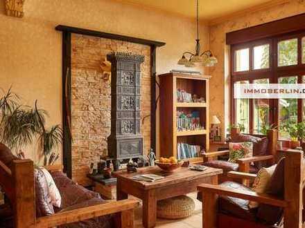IMMOBERLIN: Traumhaftes Anwesen in Topzustand auf 13920 m² Grundstück