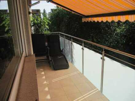 Attraktives Wohnen - 3ZKB Wohnung mit zwei Balkonen in bevorzugter Wohnlage