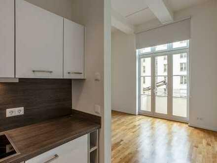 Ab Mai: Duschbad + WMA | Balkon | Parkett | Fußbodenheizung | Citynah