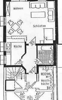 Erstbezug nach Sanierung mit Terrasse: ansprechende 1,5-Zimmer-Wohnung in Oberhausen