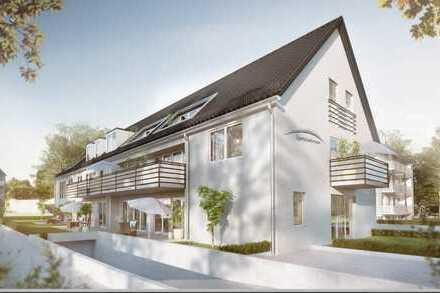 Tolle Neubaudachwohnung mit Süd Ausrichtung