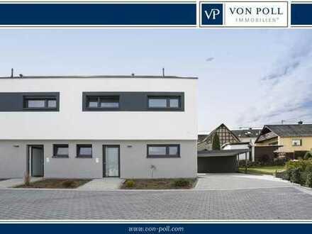 Erstbezug - Moderne Doppelhaushälfte