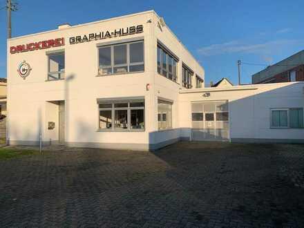Top Büro/Produktionsliegenschaft in begehrter Lage von Frankfurt/Rödelheim mit flexibler Nutzung