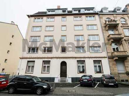 Zentral und urban +++ Vermietete 1-Zi.-Whg. in attraktiver Lage von Neckarstadt-Ost