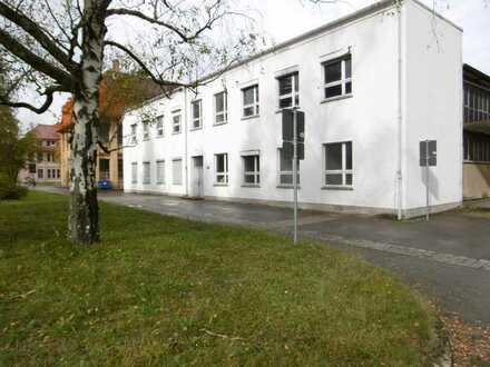 Produktion/Büro/Lager im Gewerbepark Heidestraße (ehemals Robotron Radeberg)