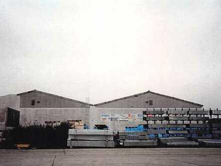 Top*** 17.096 m² Grundstück / 4.125 m² Halle + Büro in Torgau zu verkaufen