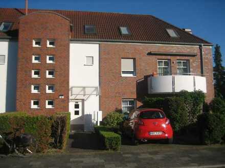 Gepflegte 2-Zimmer-Wohnung mit Balkon und Einbauküche in Hamm