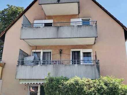 MA-Feudenheim - gepflegtes Mehrfamilienhaus mit Stellplätzen in bester Lage