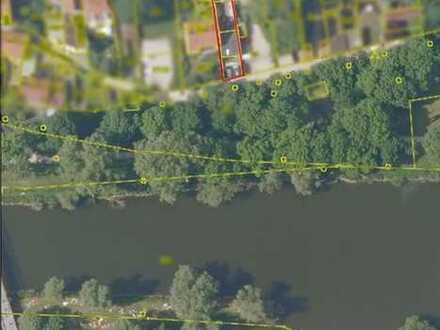 Ca. 360 m² stilvoll sanierte Fläche in einzigartiger Lage! Rundum Grün mit Donaublick, altstadtnah