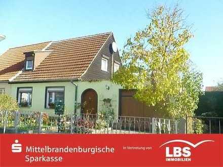 Gemütliche Doppelhaushälfte in Brandenburg / Havel