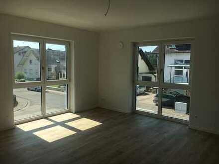 Erstbezug: freundliche 3-Zimmer-Wohnung mit Balkon in Elsenfeld