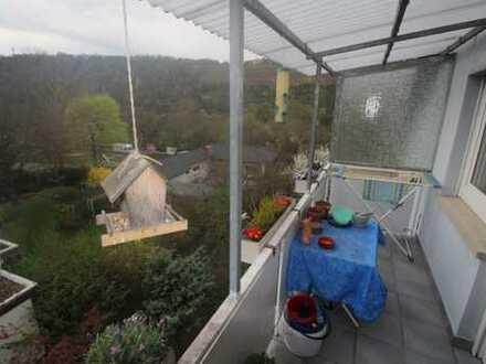 Modernisierte Dachgeschosswohnung in guter Lage von Wertheim