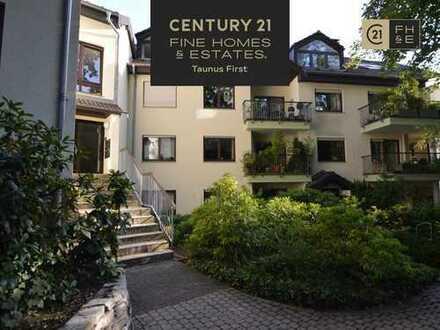 2-Zimmer-Wohnung in ruhiger, gepflegter Wohnlage, zzgl. TG-Stellplatz, Kronberg im Taunus