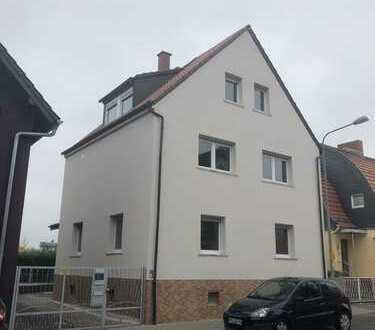 Direkt vom Vermieter - vollständig renovierte 2-Zimmer-Hochparterre-Wohnung in Frankfurt am Main